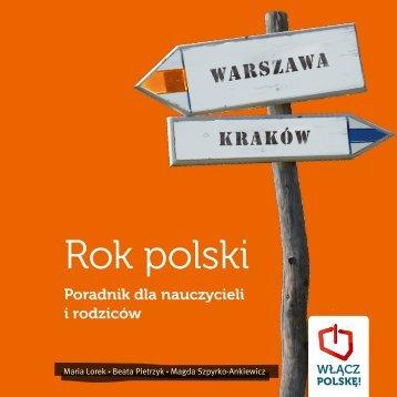 Rok polski. Poradnik dla nauczycieli i rodziców