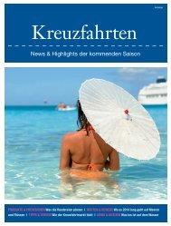 Kreuzfahrten 2013 – das Magazin - Fit For Cruises - fvw