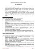 Job description and person specification - Eteach - Page 2