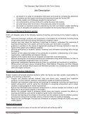 Job description and person specification - Eteach - Page 3