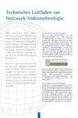 Technischer Leitfaden zur Netzwerk-Videotechnologie - Seite 2