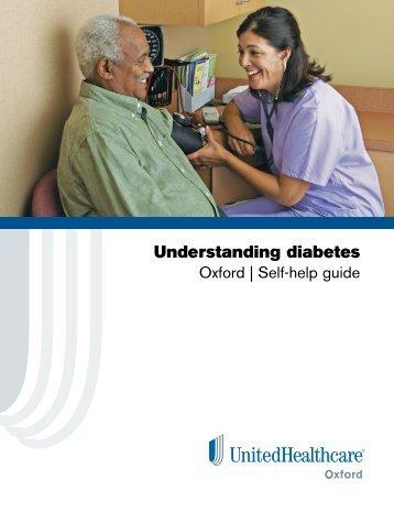 Understanding diabetes - Oxford Health Plans