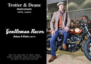 Gentleman Racer - Trotter & Deane