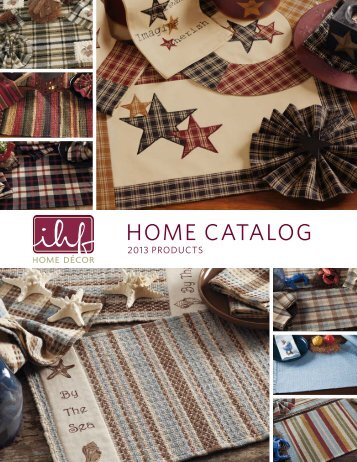 Home Catalog - IHF Home Decor