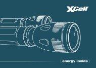 Leistung von Taschenlampen - Xcell Batteries