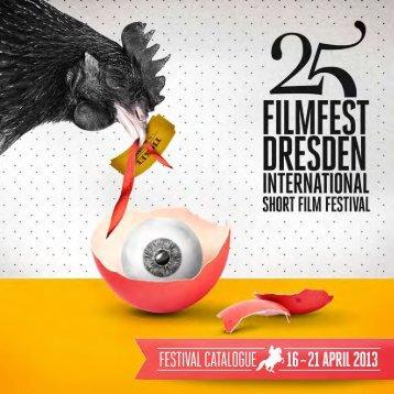 25. FilmFest DresDen international short Film Festival 16–21 april ...