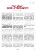 """""""Mach möglichst alles anders als alle anderen"""" - Lifedesigner Paul ... - Seite 3"""