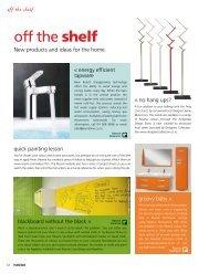 Off The Shelf - Resene Paints