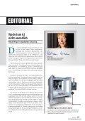 Ausgabe 6 / 2013 - technik + EINKAUF - Page 3