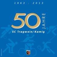 Festschrift 2013.pdf - Sportclub Tragwein Kamig
