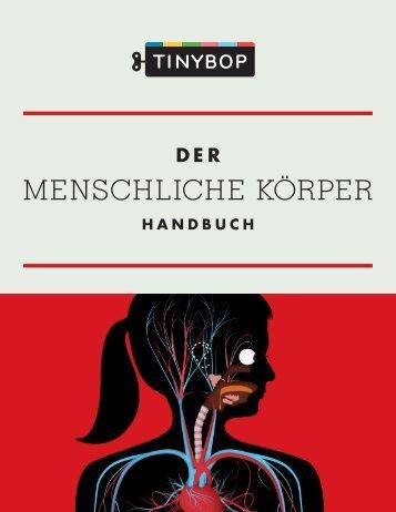 MENSCHLICHE KÖRPER - Tinybop