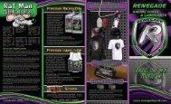 Renegade Fuel Brochure - Coleman Oil