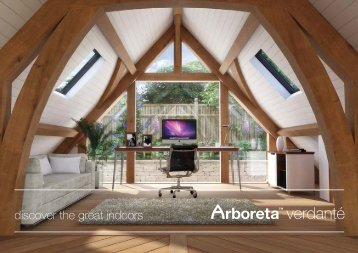 discover the great indoors - Oak Frame Living