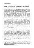 Erstsemester-bits 2013 1 - Fachbereich Informatik - Universität ... - Page 7