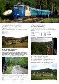 Grosses Bahnabenteuer in den Karpaten 16. - 30. April ... - SERVRail - Page 3