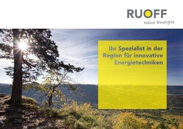 Download Image Flyer - RUOFF Energietechnik GmbH