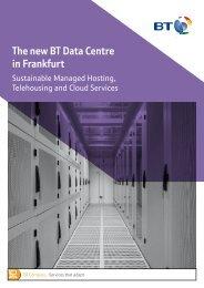 The new BT Data Centre in Frankfurt - BT Global Services Blogs