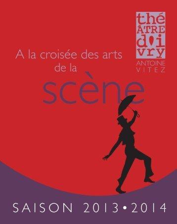 Téléchargez la plaquette de saison (format PDF) - Théâtre d'Ivry
