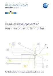 Gradual development of Austrian Smart City Profiles - Smart Cities