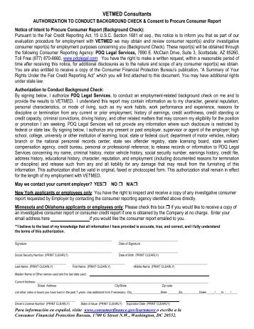 Background Check Release Form  Kb Pdf  Quincy University