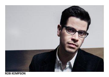 here - rob kempson