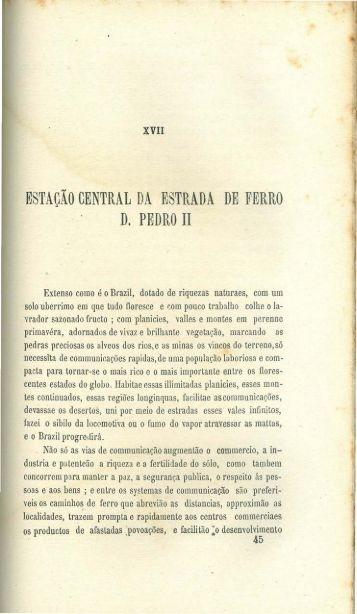 Estação Central da Estrada de Ferro Dom Pedro II - WikiUrbs