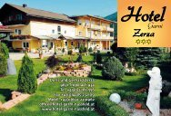 download Prospekt (PDF 3MB) - Hotel Garni Zerza