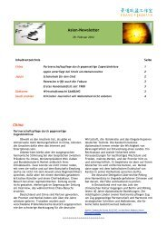 Download des Newsletters (PDF) - Huang+Jaumann