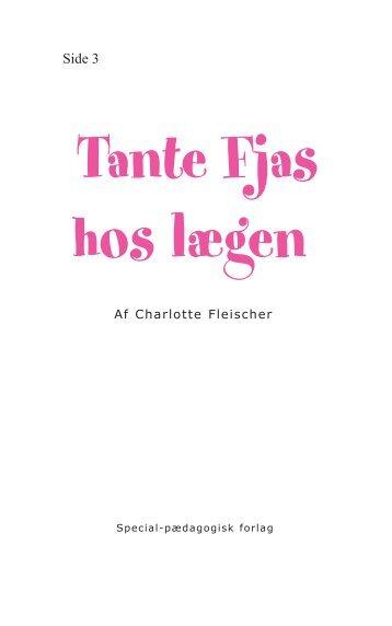 Oplæsningsfil til Tante Fjas hos lægen - spf – nyheder . dk