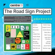 The Road Sign Project - The Print Studio