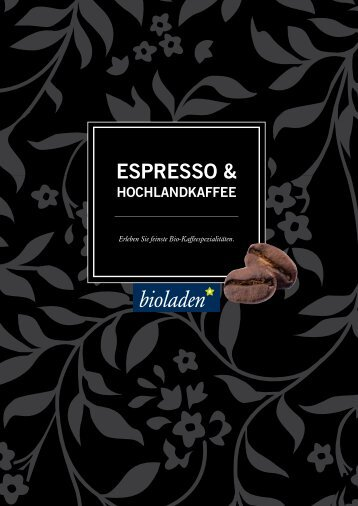 Flyer Espresso