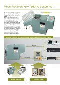 Automatic screw feeding and tightening - SIRA SpA - Page 2