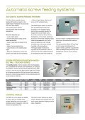 Automatic screw feeding and tightening - SIRA SpA - Page 4