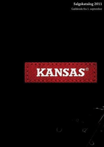 KANSAS salgskatalog 2011 - LynTex