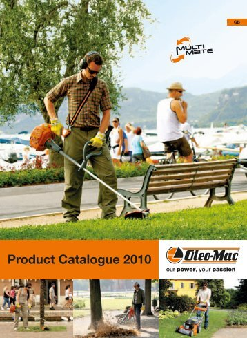 Product Catalogue 2010 - Kaiapoi Cycles & Mowers
