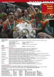 FINALE 2005 - Olympia-Verlag