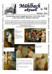 Ausgabe Oktober 2013 - Stadt Weingarten