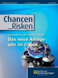 Chancen_Risken Jänner-Februar 2013 - boerse-live.at