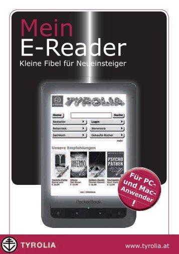 Adobe Digital Editions - tyrolia.at
