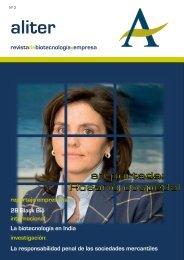 Revista Enero 2011 - Aliter