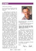 März - April - in der deutschsprachigen evangelischen Gemeinde ... - Page 3