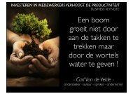 Presentatie Carl van de Velde tijdens kickoff ... - MKB Servicedesk