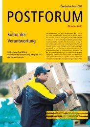 Oktober 2013 - Deutsche Post DHL