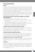 Phad 8 Light - Scubapro - Page 4