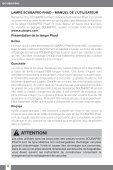 Phad 8 Light - Scubapro - Page 7