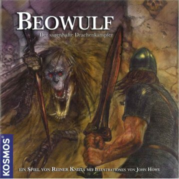 beowulf book report