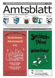 Meckesheimer Adventsmarkt 2013 - Gemeinde Mauer