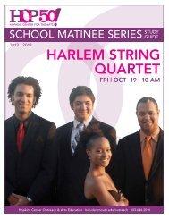Download the Harlem String Quartet Study Guide - Hopkins Center ...