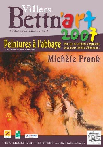 COMPO LIVRET - Michèle Frank