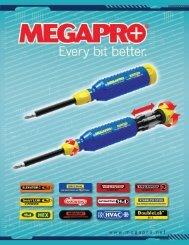 Megapro catalogue